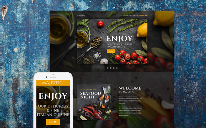 15 Best One Page Templates for Inspiration